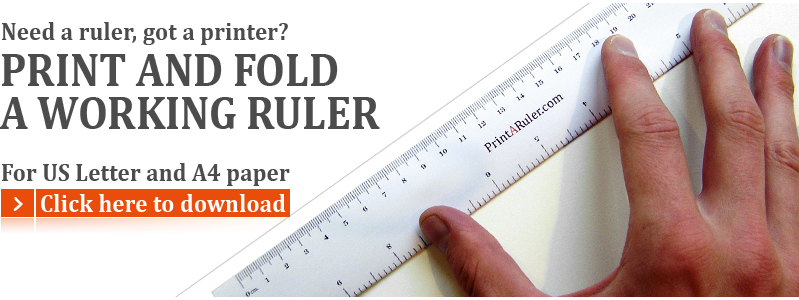 Free Printable Rulers And Graph Paper Printaruler Com